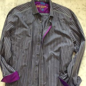 Robert Graham XL dressshirt